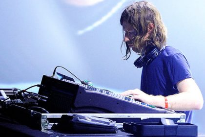 Watch Aphex Twin Make His First Live Appearance on US Soil in Nearly a Decade