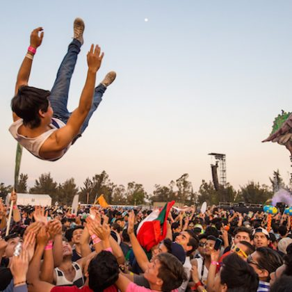 Raise the Roof off upside-downHOUSE With This EDC Mexico 2017 Playlist
