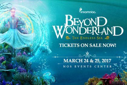 Beyond Wonderland 2017 Tickets on Sale Now