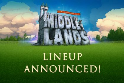 The Lineup for the First-Ever Middlelands Is Here!