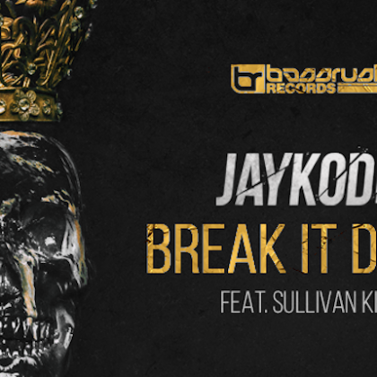 """JayKode Engages Face-Melt Mode on """"Break It Down"""" for Bassrush Records [Free Download]"""