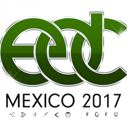 Get Up on the EDC Mexico 2017 Compilation on Insomniac Records