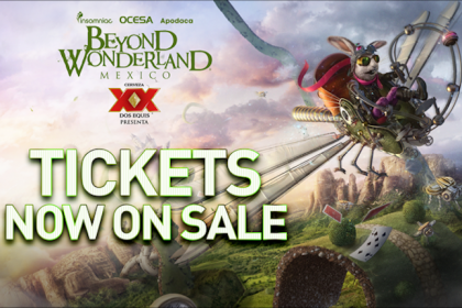 Tickets for the First-Ever Beyond Wonderland Mexico on Sale Now