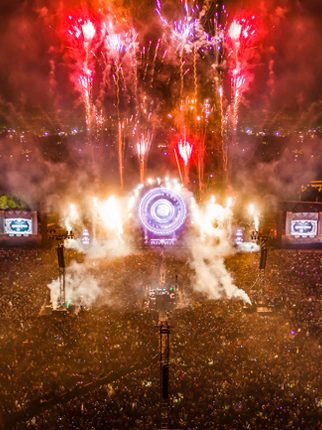 Check Out the 10 Best Photos From EDC Mexico 2017 Day 1