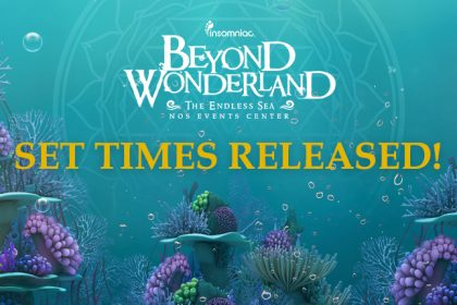 Beyond Wonderland SoCal 2017 Set Times and App Now Available