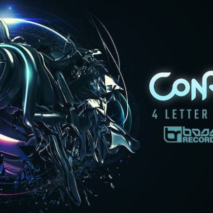 Conrank Creates His Own Destiny on Inventive '4 Letter Future' EP for Bassrush Records