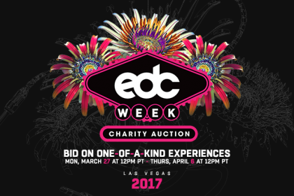 Bid on These Awesome Experiences in the 2017 EDC Week Charity Auction