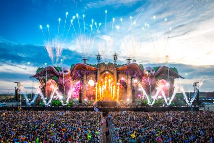 The EDC Japan 2017 Lineup by Stage Is Here!
