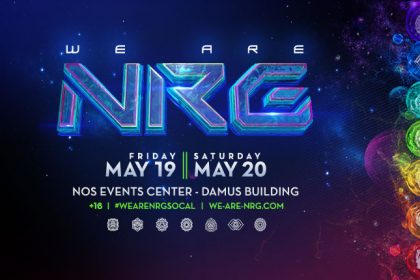 We Are NRG 2017 Lineup by Day and Single-Day Tickets Now Available