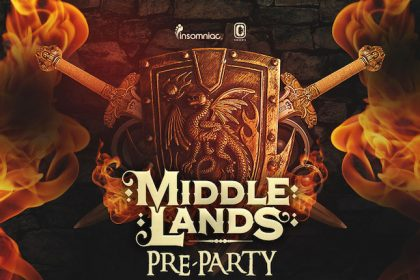 Kick Off Middlelands 2017 at Our Official Camping Pre-Party