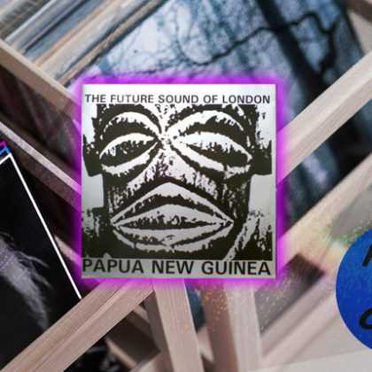 "Future Sound of London ""Papua New Guinea"""