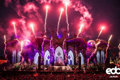 Get a Taste of What's to Come at EDC Japan 2017 With the Official Trailer