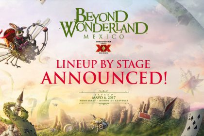Get Festival-Ready With the Beyond Wonderland Mexico 2017 Lineup by Stage