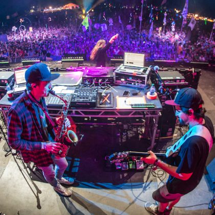 Round Up the #GRiZFam at Middlelands 2017 With This Exclusive Playlist From GRiZ