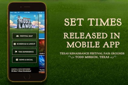 Middlelands 2017 Set Times and App Now Available