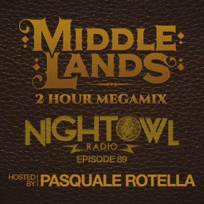 'Night Owl Radio' 089 ft. Middlelands 2017 Mega-Mix
