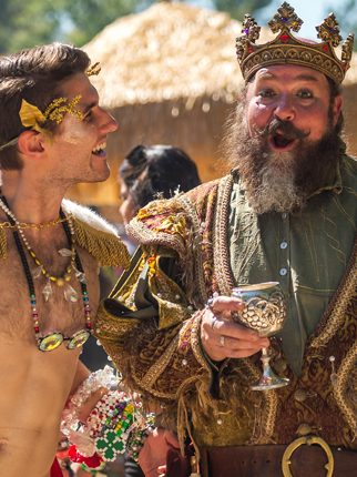11 (Not 10) Things Adventurers of the Fantasy and Rave Realms Have in Common
