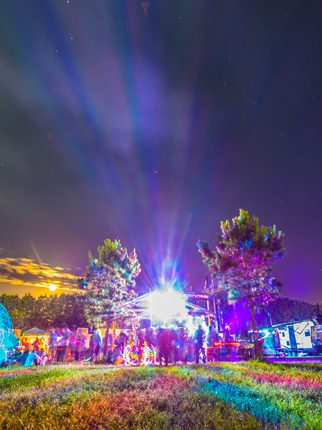 Exploring the Musical Magic of Sound Camps at Middlelands 2017