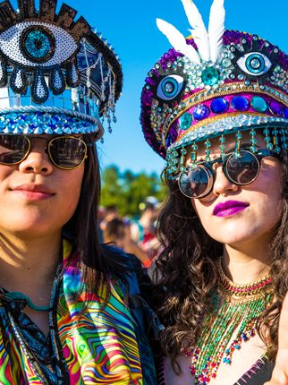 To Infinity and Beyond: Camping Festivals Have Come a Long Way, Baby