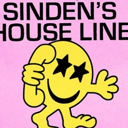 Sinden Dials Up the Blog House Nostalgia on 'Sinden's House Line' Compilation on Insomniac Records [Free Download]