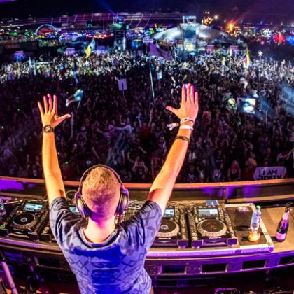 We Got Some Hardstyle History and an Exclusive EDC Las Vegas 2017 Mix From Brennan Heart