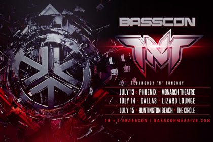 Basscon Presents TNT Tour July 2017