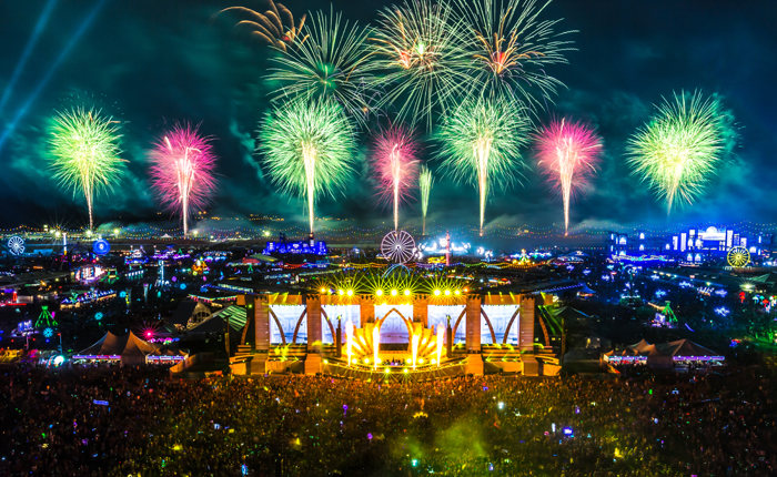 Electric Daisy Carnival China Drops Loaded Phase 1 Lineup