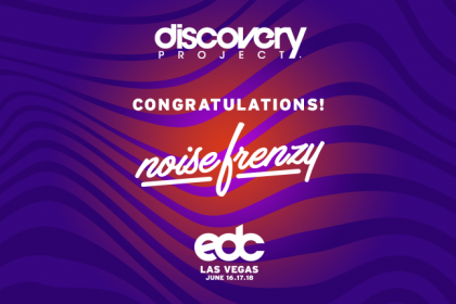 Noise Frenzy Is the Newest Discovery Project Inductee at EDC Las Vegas 2017