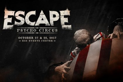 Escape: Psycho Circus Returns to SoCal October 2017