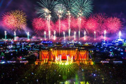 The EDC Las Vegas 2017 Livestream Set Times Are Here!