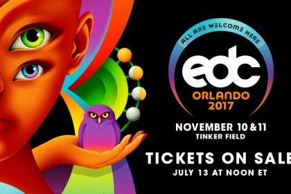 EDC Orlando Returns to Florida November 2017