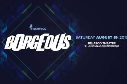 Borgeous to Headline Belasco Theater in Downtown Los Angeles August 2017