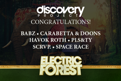 Give a Warm Welcome to the Newest Discovery Project Members From Electric Forest 2017