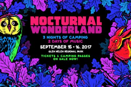 Tickets for Nocturnal Wonderland 2017 on Sale Now