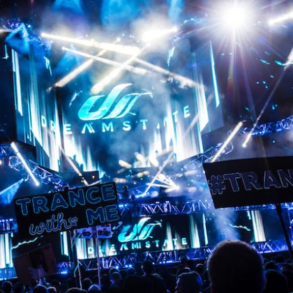 Launch Into the Stratosphere With This Dreamstate SoCal 2017 Playlist