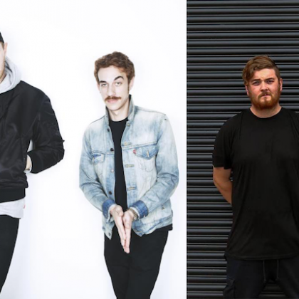 """LOUDPVCK and QUIX Smash the Accelerator on Amped-Up Trap Collab """"Pace"""""""