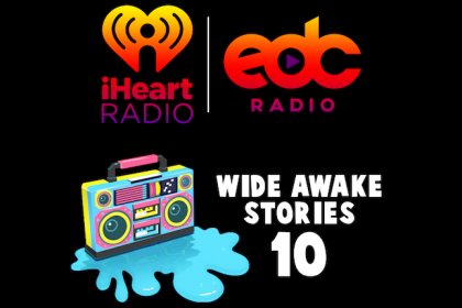 'Wide Awake Stories' Is Now Streaming on EDC Radio!