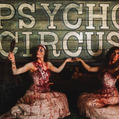 Face Your Fears With This Escape: Psycho Circus 2017 Playlist
