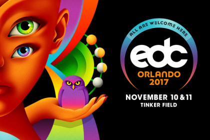 The EDC Orlando 2017 Lineup Is Here!