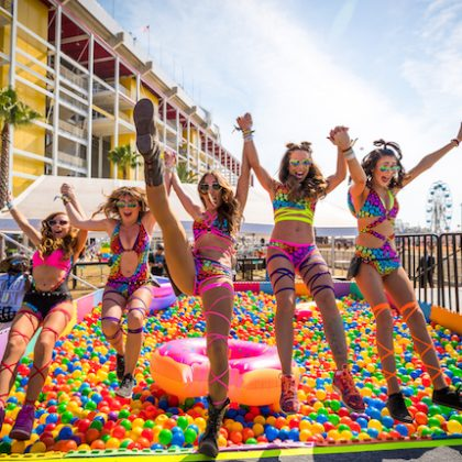 Ride on a Ray of Sunshine With This EDC Orlando 2017 Playlist