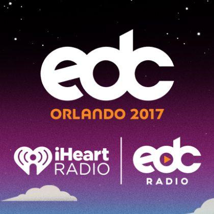 Stream the Sounds of EDC Orlando 2017 on EDC Radio
