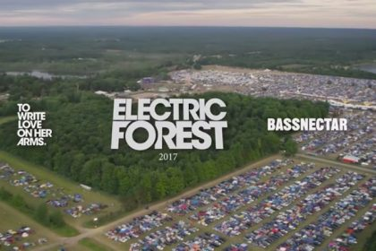 Electric Forest and Bassnectar Partner With To Write Love on Her Arms for National Suicide Prevention Week