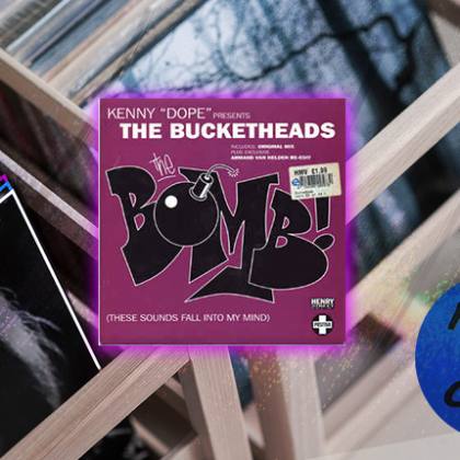 "The Bucketheads ""The Bomb! (These Sounds Fall Into My Mind)"""