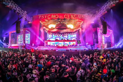 The Escape: Psycho Circus 2017 Daily Lineups by Stage Are Here!