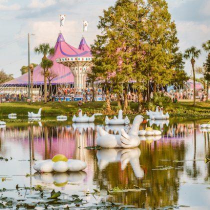 Roam Around neonGARDEN With This EDC Orlando 2017 Playlist