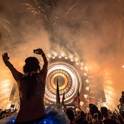 Charge Up for kineticFIELD With This EDC Orlando 2017 Playlist