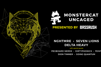 Bassrush Goes Wild at ADE With Monstercat Uncaged Showcase