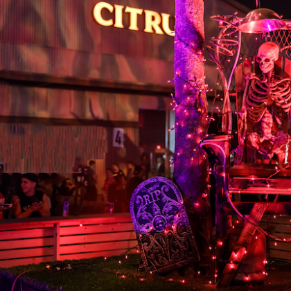 Shovel Through the Sounds of Ghouls' Graveyard With This Escape: Psycho Circus 2017 Playlist