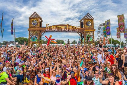 Electric Forest Returns to Rothbury and Debuts the EF Wish Machine