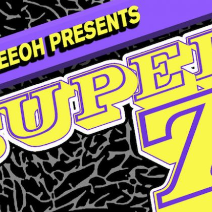 Jayceeoh Gathers a Heavyweight Squad for Round 8 of his 'Super 7' Mega-Mix Series Alongside Insomniac Records
